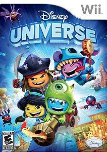 Usado Jogo Nintendo Wii Disney Universe - Disney