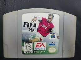 Usado Jogo Nintendo 64 FIFA 99 | Somente o Jogo - EA Sports