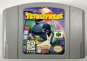 Usado Jogo Nintendo 64 Tetrisphere  - Nintendo