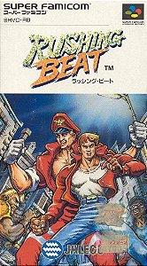 Jogo Super Famicom Rushing Beat | na caixa - Jaleco