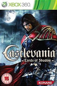 Usado Jogo Xbox 360 Castlevania Lords of Shadow - Konami