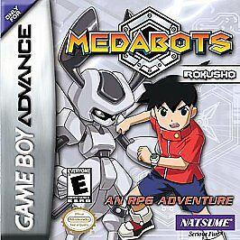 Usado Jogo Nintendo GBA Medabots Rokusho - Nintendo