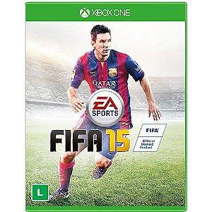 Jogo Xbox One Fifa 15 - EA Sports