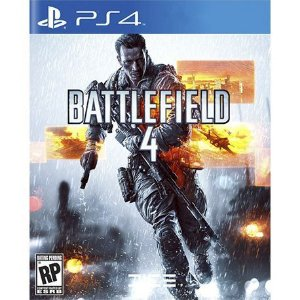 Usado Jogo PS4 Battlefield 4 - Electronic Arts