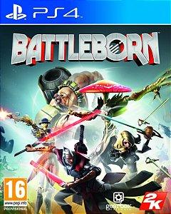 Usado Jogo PS4 Battleborn - 2K
