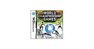 Usado Jogo Nintendo DS World Championship Games - Nintendo
