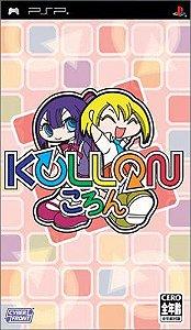 Usado Jogo PSP Kollon Japonês - Cyber Front