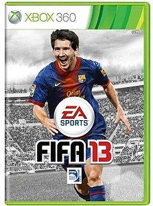 Usado Jogo Xbox 360 FIFA 13 - EA Sports