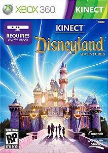 Jogo Xbox 360 Kinect Disneyland: Adventures - Microsoft Game Studios