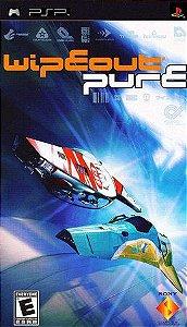 Usado Jogo PSP Wipeout Pure - Sony