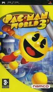 Usado Jogo PSP Pac Man World 3 - Bandai Namco