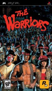 Usado Jogo PSP The Warriors - Rockstar