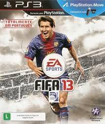 Usado Jogo PS3 Fifa Soccer 13 - EA Sports