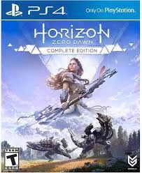 Usado Jogo PS4 Horizon Zero Dawn OEM Complete Edition - Guerrilla