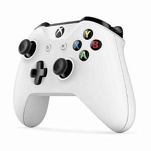 Usado Controle Xbox One Wireless Branco - Microsoft