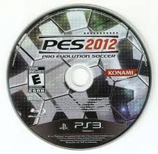 Usado Jogo PS3 Pro Evolution Soccer 2012 PES 2012 (loose) - Konami