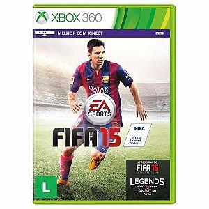 Jogo Xbox 360 Fifa 15 - EA Sports