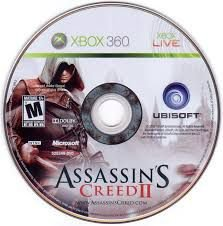 Usado Jogo Xbox 360 Assassins Creed 2 (loose) - Ubisoft
