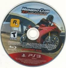 Usado Jogo PS3 Midnight Club Los Angeles (loose) - Complete Edition - Rockstar