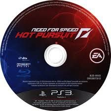 Jogo PS3 Need For Speed: Hot Pursuit (loose) - EA Sports
