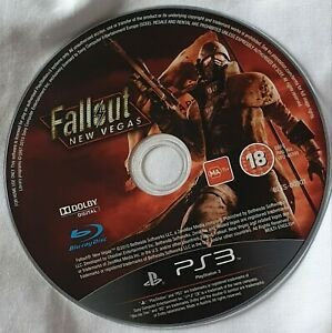 Usado Jogo PS3 Fallout New Vegas Ultimate Edition (Loose)- Bethesda