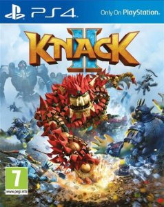 Jogo PS4 Knack 2 - Sony