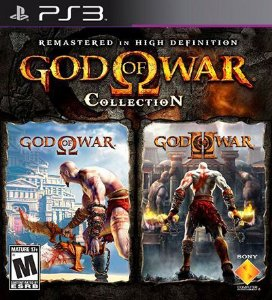 Jogo PS3 God of War Collection - Sony
