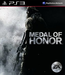 Usado Jogo PS3 Medal of Honor - Electronic Arts