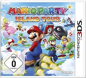 Usado Jogo Nintendo 3DS Mario Party Island Tour - Nintendo