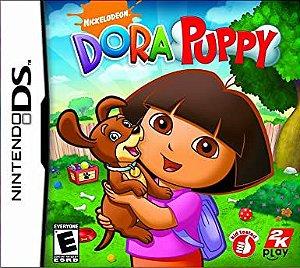 Usado Jogo Nintendo DS Nickelodeon Dora Puppy - 2K