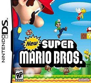 Usado Jogo Nintendo DS New Super Mario Bros. - Nintendo