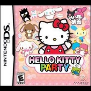 Usado Jogo Nintendo DS Hello Kitty Party - Majesco