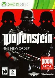Usado Jogo Xbox 360 Wolfenstein The New Order - Bethesda