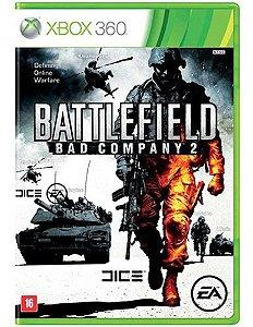 Usado Jogo Xbox 360 Battlefield Bad Company 2 - Electronic Arts