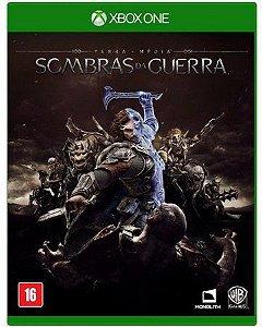 Usado Jogo Xbox One Terra Media: Sombras da Guerra - Warner Bros Games