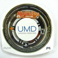 Usado Jogo PSP ModNation Racers - LOOSE - Sony