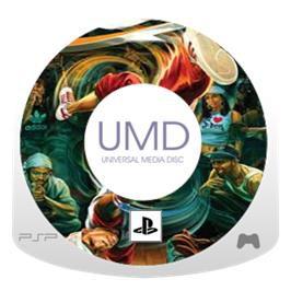 Usado Jogo PSP B-Boy (loose) - Sony