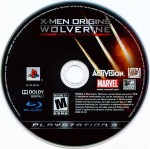 Usado Jogo PS3 X-men Origins Wolverine - Activision