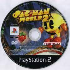 Jogo PS2 Pac Man World 2 loose - Namco
