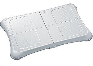 Usado Acessório Balança Wii Fit Com Jogo - Nintendo