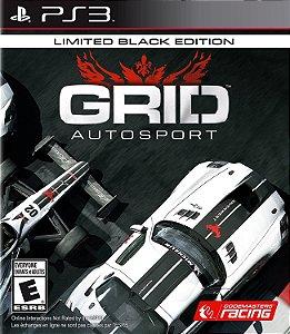 Usado Jogo PS3 Grid: Autosport - Codemasters