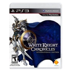 Usado Jogo PS3 White Knight Chronicles International Edition - Sony