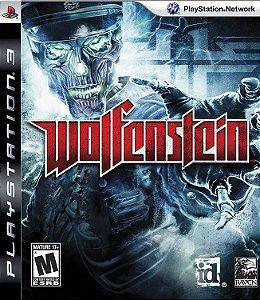 Usado Jogo PS3 Wolfenstein - Raven