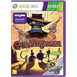 Usado Jogo Xbox 360 Kinect The Gunstringer - Microsoft