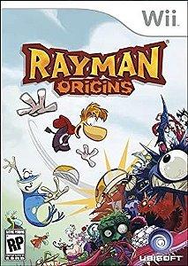 Usado Jogo Nintendo Wii Rayman Origins - Ubisoft