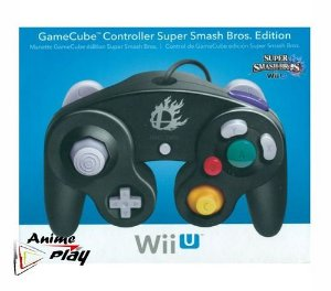Controle GameCube Super Smash Bros. Edition  Wii U - Nintendo