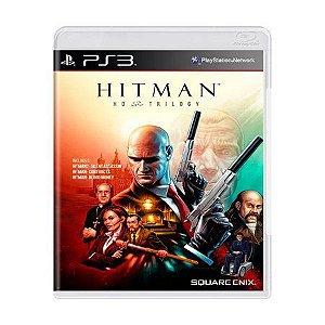 Usado Jogo PS3 Hitman HD Trilogy - Square Enix