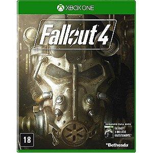 Usado Jogo Xbox One Fallout 4 - Bethesda