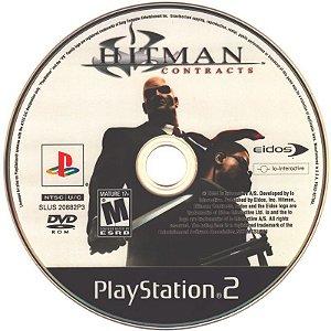 Usado Jogo PS2 Hitman Contracts (Loose) Japonês - Eidos