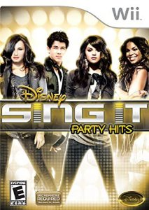Usado Jogo Nintendo Wii  Disney Sing It : Party Hits - Disney